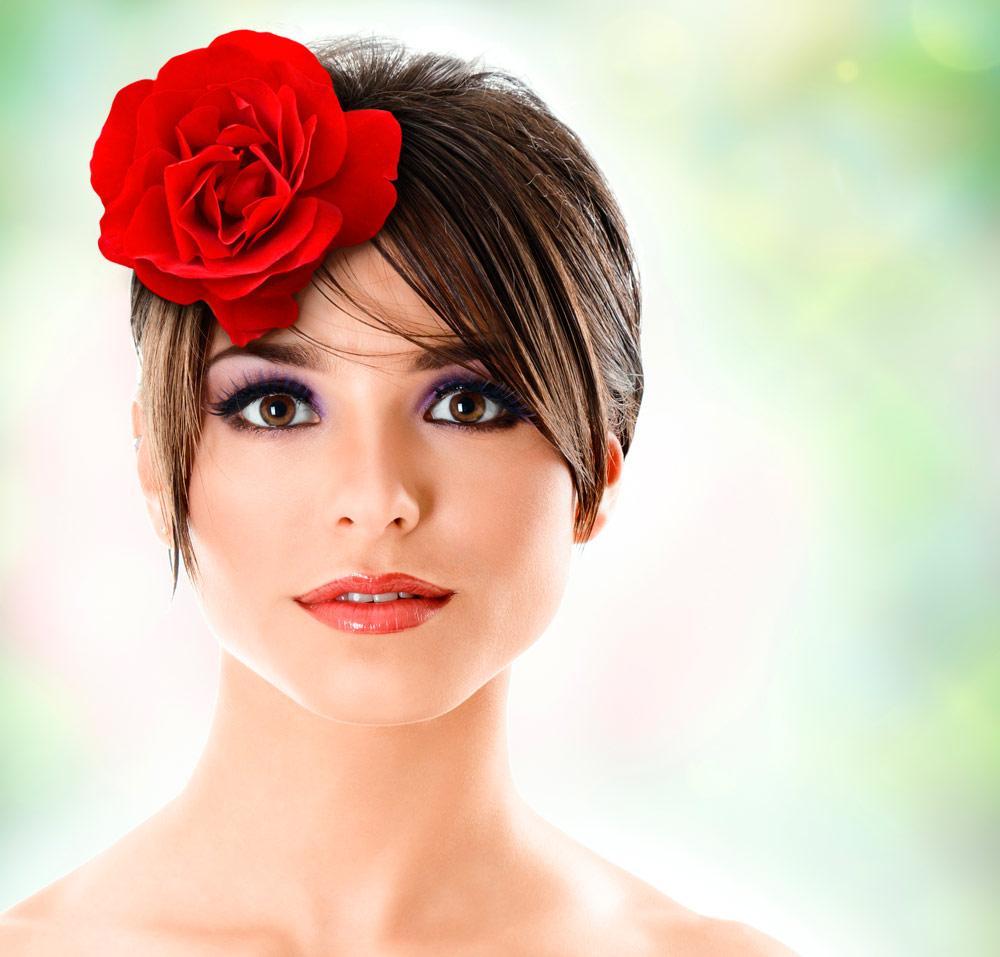 Creativo peinados elegantes pelo corto Imagen De Cortes De Pelo Tendencias - Peinados elegantes y recogidos cortos y medianos para pelo ...