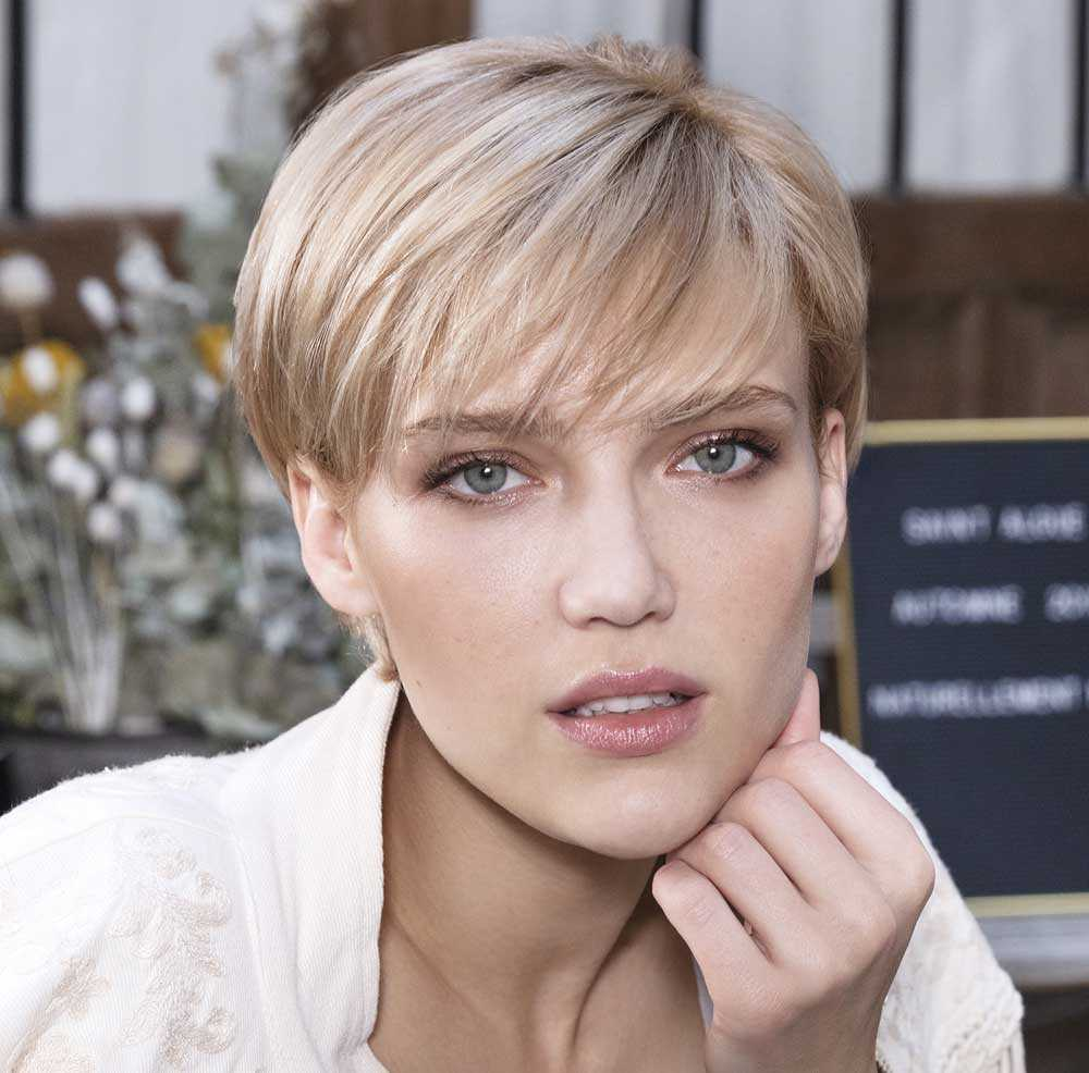 Imagenes pelo corto en mujeres