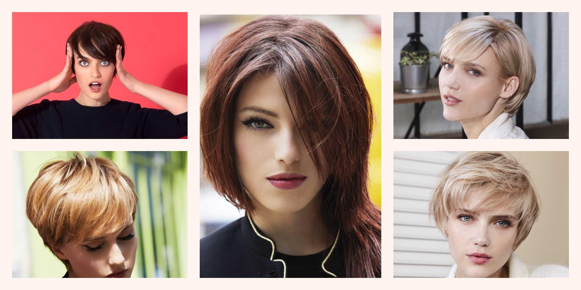 Cortes de pelo corto para mujeres 2019. Lo mejor en tendencias ...